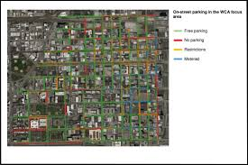 Chicago Permit Parking Map by Wca Mpc Plan Nowl Perspective Neighbors Of West Loop