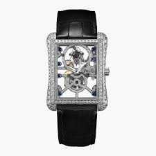 piaget tourbillon white gold diamond skeleton tourbillon piaget luxury