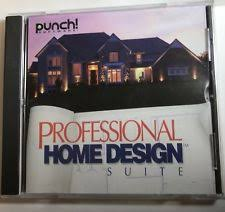 punch software professional home design suite platinum punch professional home design suite platinum 12 ebay
