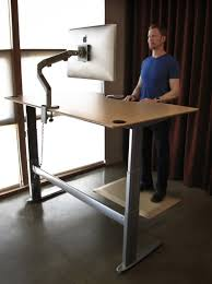 Motorized Sit Stand Desk The For Sit Stand Desks Fully