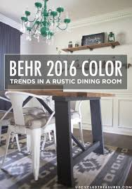 2016 color trends trends rustic and green accents