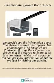 can you reprogram a garage door best 25 chamberlain garage door opener ideas on pinterest