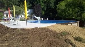 radiant pools with decks please take a look at our semi inground