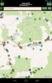 Camping World Locations Map by Allstays Camp And Rv Rv Parks Campgrounds App
