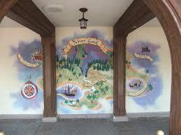 peter pan wall mural home design peter pan wall mural