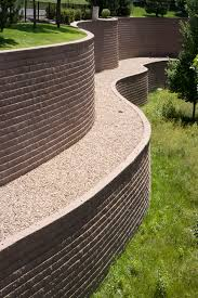 Garden Wall Systems by Amastone Retaining Wall System Landscape Retaining Walls