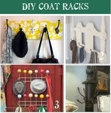 20 diy coat rack ideas tip junkie