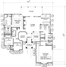 Hacienda Floor Plans With Courtyard Small Hacienda Style Home Plans Omahdesigns Net
