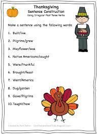 chit chat and small talk thanksgiving sentence construction