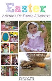 easter pictures with baby baby easter activities crafts and books