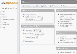 Mysql Change Table Collation Vbulletin Character Set Collation Check Phpmyadmin