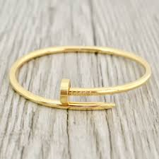 cartier bracelet images Cartier juste un clou bracelet in yellow jpg