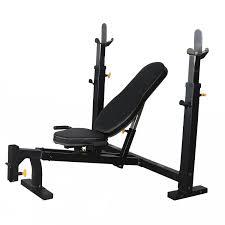powertec workbench olympic bench