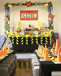 construction party ideas construction party decoration ideas