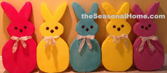 peeps decorations a patch o peeps in the easter garden the seasonal home