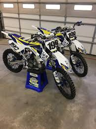 new motocross bikes for sale 2 husqvarna tc 112 supermini national race bikes for sale for