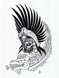 best 25 aztec warrior tattoo ideas on pinterest aztec warrior