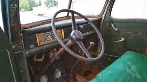 Classic Ford Truck Interiors - north dakota survivor 1946 ford one ton truck