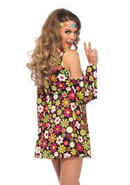 hippie ideas for halloween women u0027s starflower hippie costume
