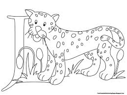 jaguar pictures to color free coloring pages on art coloring pages