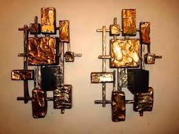 Unique Wall Sconces Candle Wall Sconce Modern Unique Candle Holders