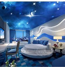 3d Bedroom Designs Wall Still 3d Character Customization Galaxy Ceiling Bedroom