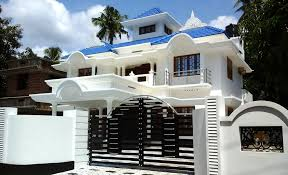 10 cents plot and 2 600 sq ft luxury house for sale in angamaly