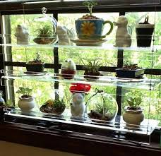 kitchen window shelf ideas a kitchen window display from lora thank you for
