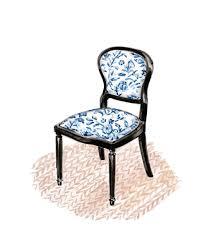 halsey dining chair u2014 lee ann thornton interiors