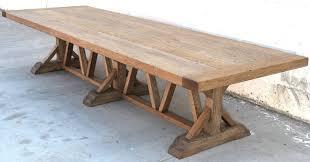 massive vintage oak farm table for sale at 1stdibs