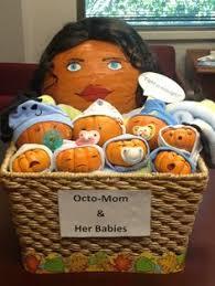 Work pumpkin decorating contest