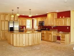hickory kitchen cabinets knotty hickory kitchen cabinets photos