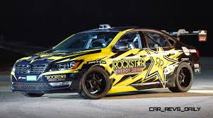 drift jeep tanner foust vw passat formula drift car