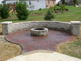 Circular Patio Kit by Patio Designs With Pavers U2014 Unique Hardscape Design All About