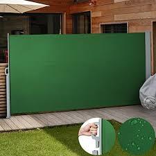 seitenmarkise balkon jago seitenmarkise sonnenschutz sichtschutz windschutz farbwahl