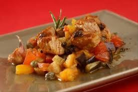 cuisine provencale recette recette de sauté de veau minute légumes à la provençale olives