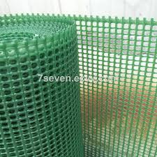 factory supply multi purpose square plastic nets gardening fence