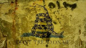 Don T Tread On Me Flag Origin Newsletters U2013 Rolling Thunder Indiana Chapter 6