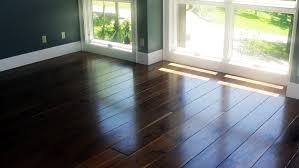 laminate flooring vs wood flooring blackford sons blog archive walnut wide plank floor