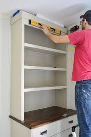 How To Build In Bookshelves - 507 best built ins images on pinterest bunk rooms swing chairs