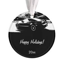 american car ornaments keepsake ornaments zazzle
