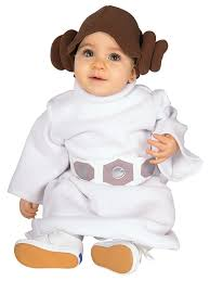 Toddler Costume Princess Leia Baby Costume Star Wars Costumes For Babies
