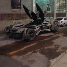 jeep wrangler batman batmobile from u0027batman v superman u0027 on warner bros lot video