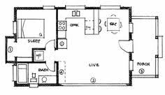 simple one bedroom house plans cottage 20 x32 one bedroom one bath cottage with utility room