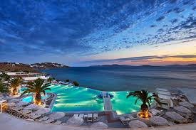 mykonos hotel resort saint john best hotels in mykonos luxury stay