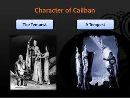 paper no 11 characterization of caliban in u0027the tempest u0027 and u0027a u2026
