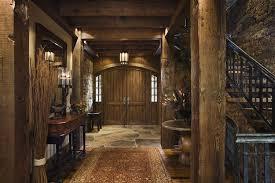 Luxury Interior Designs Alluring Western Design Homes Home - Rustic home designs
