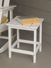 Adirondack Coffee Table - side table design outdoor furniture