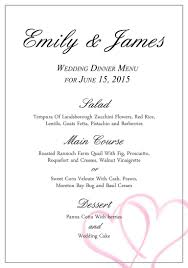 Dinner Party Agenda - dinner party menu template rubybursacom rent verification letter
