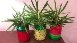 diy fruit themed mason jars summer home decor mommy u0026baby u0027s art